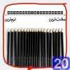 انواع و ترتیب مداد طراحی | 20میشم